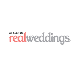 Real Weddings Seal