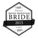 Savannah Rae Beauty featured and published on Rocky Mountain Bride