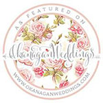 Savannah Rae Beauty Featured and Published on Okanagan Weddings