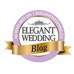 Published on Elegant Wedding Blog